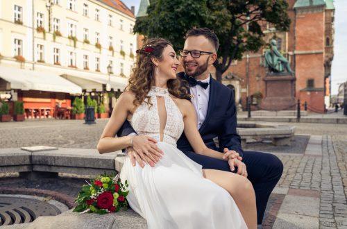 Sesja plenerowa - Rynek Wrocław